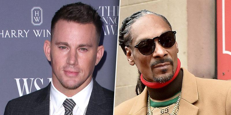 Channing Snoop Dogg PP