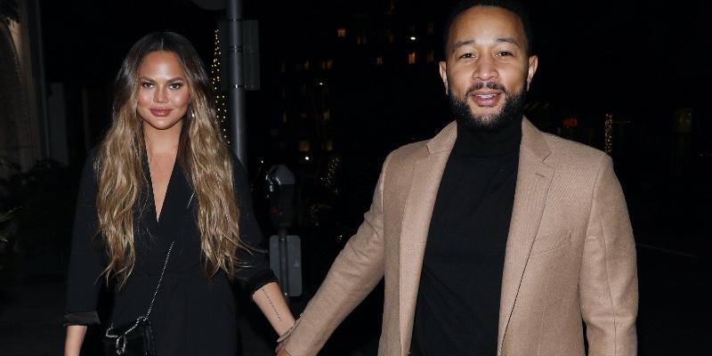 John Legend Chrissy Teigen Couples' Therapy Strengthen Marriaga