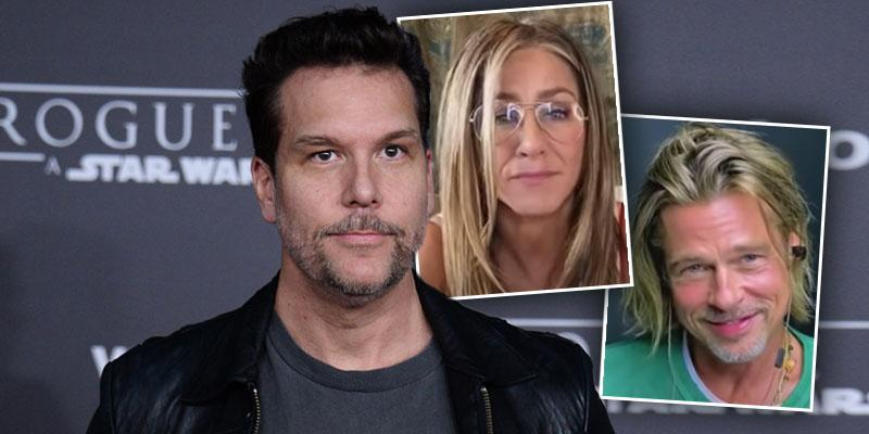 Dane Cook Reveals How He Reunited Brad Pitt And Jennifer Aniston