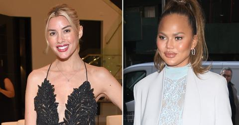 Heather Rae Young Chrissy Teigen