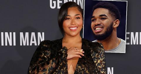 Jordyn Woods Goes Instagram Official With New BF Karl-Anthony Towns