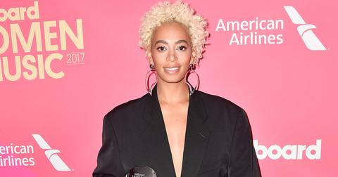 Solange knowles cancels NYE performance