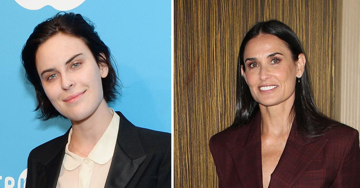 tallulah willis punished herself for not looking like mom demi moore