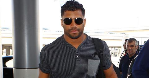 Russell wilson future son