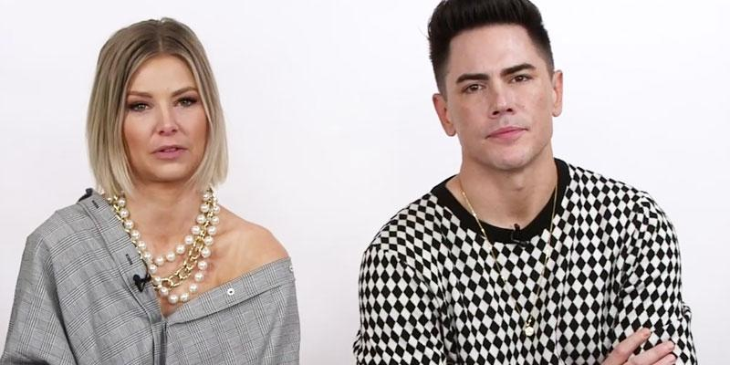 Ariana Madix And Tom Sandoval Interview
