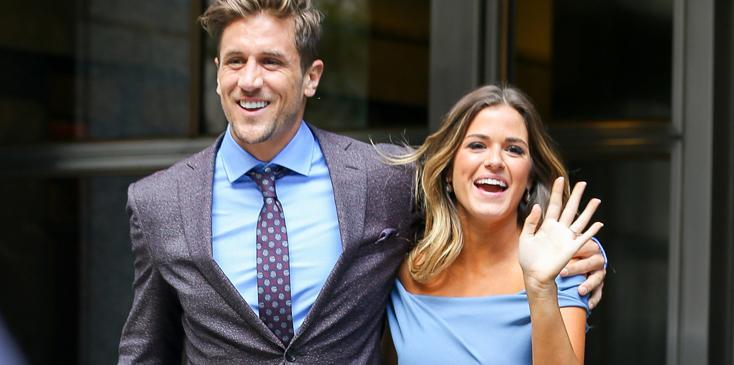 bachelorette jojo fletcher engaged jordan rodgers