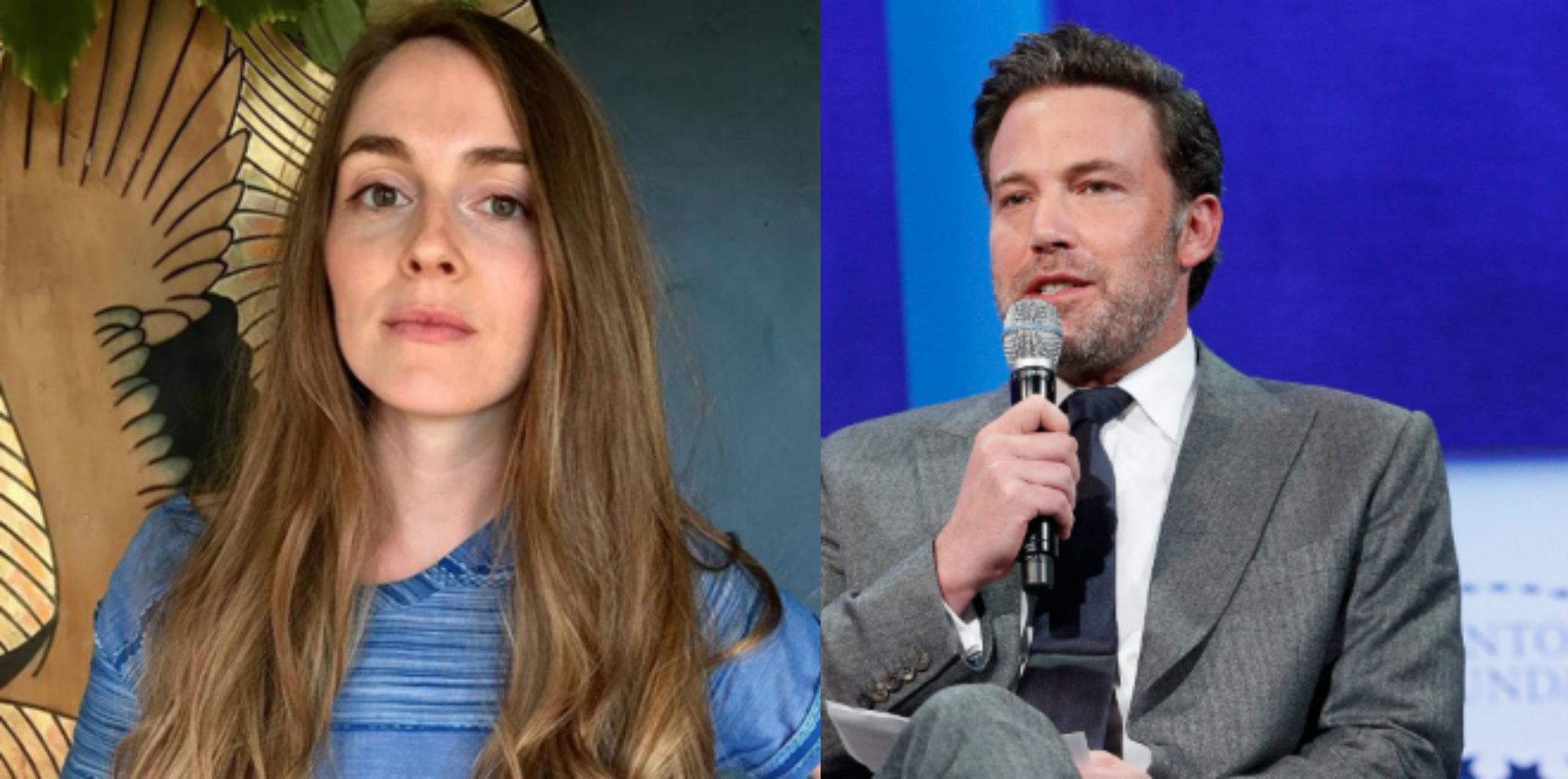 Ben Affleck Accused Groping Another Woman Weinstein Scandal hero