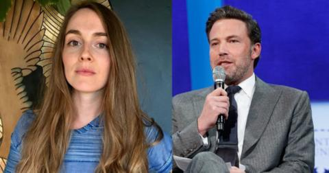 Ben Affleck Accused Groping Another Woman Weinstein Scandal hero