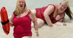 Mama june baywatch swimsuit panama city beach florida photos