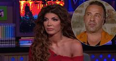 Teresa Joe Giudice Andy Cohen Interview