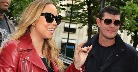 Mariah Carey And James Packer Shop Tom Ford In Paris