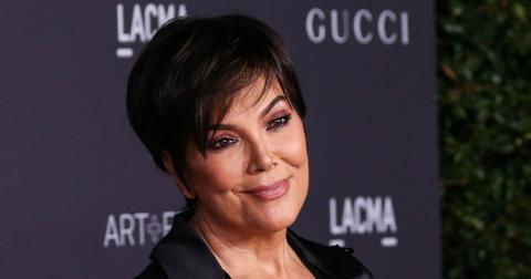 kris jenner demands k social post pp
