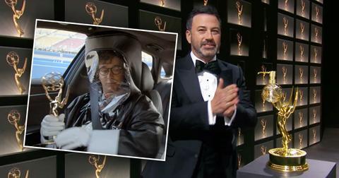 Jimmy Kimmel Coronavirus Jokes At the 2020 Emmy Awards