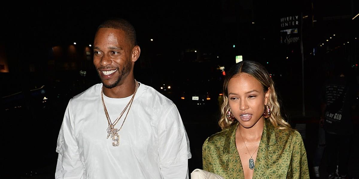'There Are No Hard Feelings': Victor Cruz & Karrueche Tran Reportedly Split Up After 3 Years Together