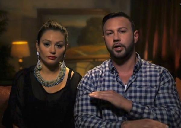 Jenni and Roger on Marriage Boot Camp Reality Stars