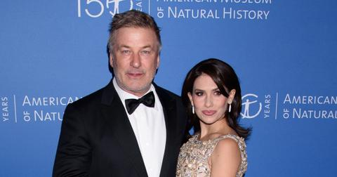Alec and Hilaria Baldwin at the American Museum of Natural History 2019 Museum Gala