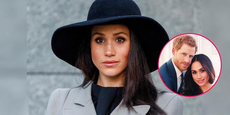 Meghan Markle great duchess in stylish hat and grey coat