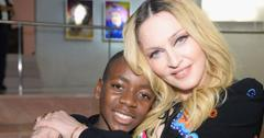 Madonna Moving Lisbon Son Soccer Star Long