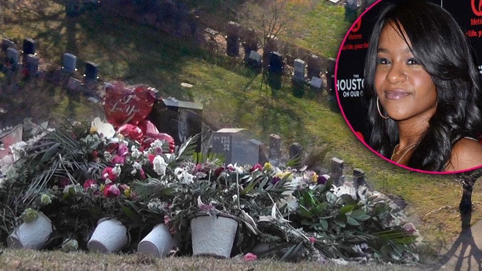 Bobbi kristina funeral and burial plans