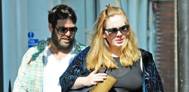 Adele Husband Simon Konecki Married Long