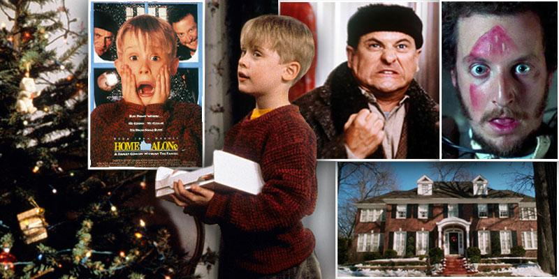 Home Alone Movie Montage