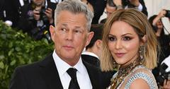 David foster katherine mcphee make debut as couple met gala 2018 pics