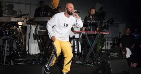 Common performs at Taste of sbe