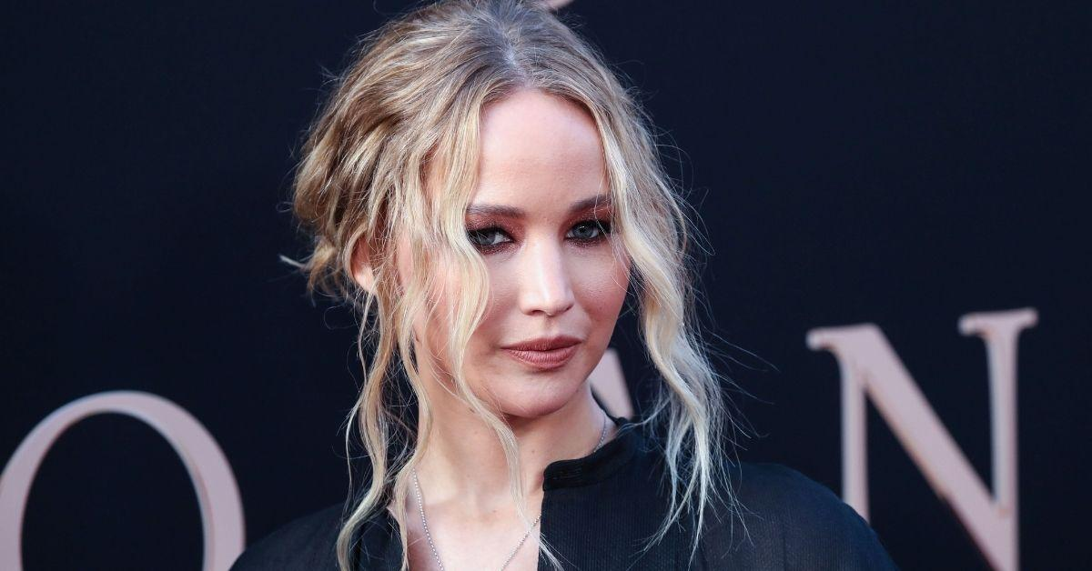 jennifer lawrence injured filming dont look up explosion goes wrong