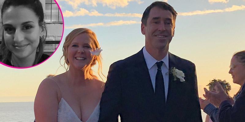 Amy schumer ex posts girlfirend surprise wedding