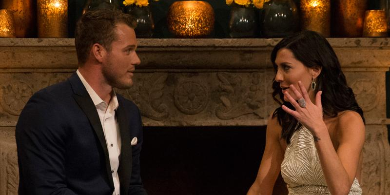 Becca explains why freakout over colton virginity reveal bachelorette hero