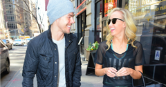 Derek hough nastia liukin lunch date