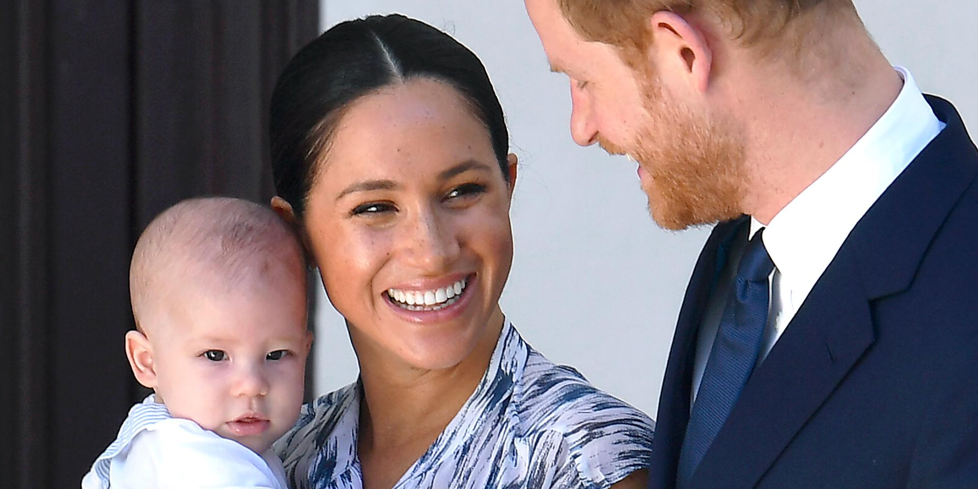Meghan Markle & Prince Harry's Big News: Baby No. 2 Is On The Way — See The Stunning Photo