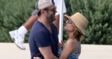 Giada de laurentiis new boyfriend shane farley vacation mexico