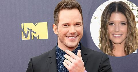 Chris pratt engaged Katherine Schwarzenegger ring photos instagram