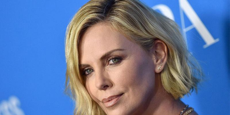 Charlize theron post pic