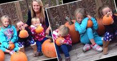 Leah messer pumpkin picking 00