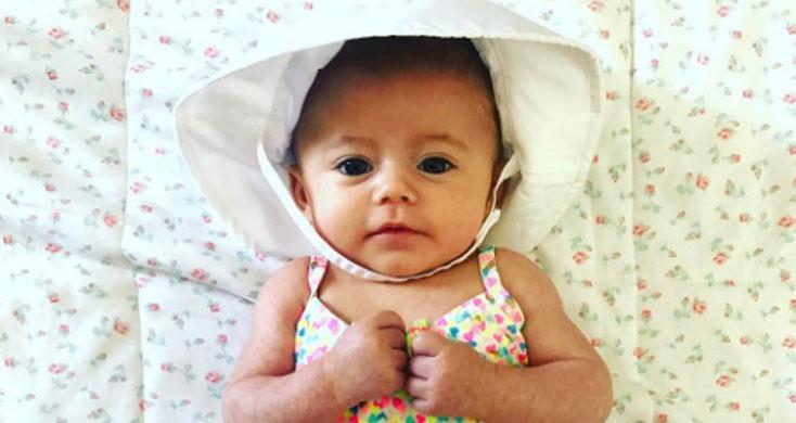 Jenelle Evans Daughter
