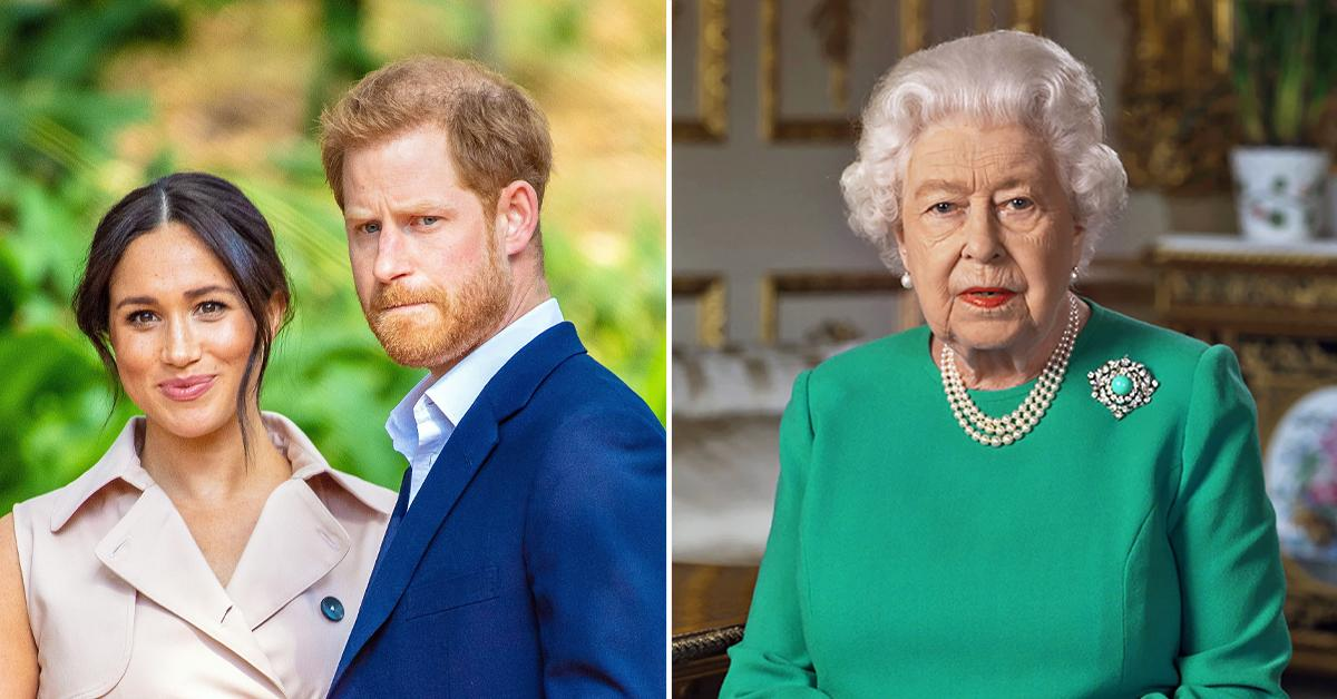 prince harry meghan markle slam claims naming daughter lilibet without queen elizabeth ii permission ok