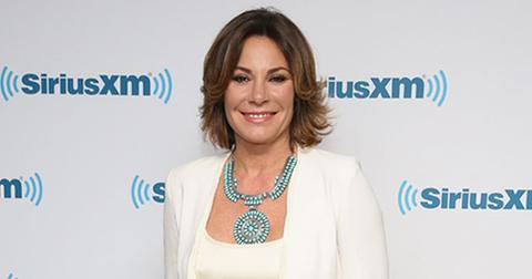 luann de lesseps out of rehab nyc pic pp