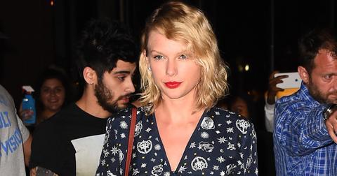 Taylor swift moving in boyfriend