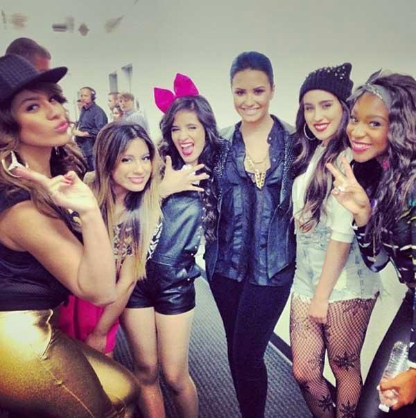 Demi Lovato Fifth Harmony