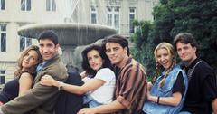 'Friends' Executives Struggled To Choose A Name For The Hit Show