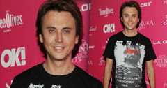 Jonathan cheban attends ok magazine party HERO