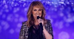 Celine Dion Returns Las Vegas After Surgery PP