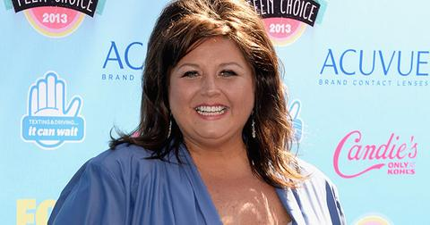 Abby lee miller quit dance moms show hr