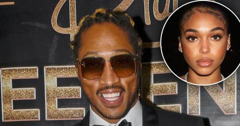 Future Offers Support For Lori Harvey As She's Charged In Hit And Run Case