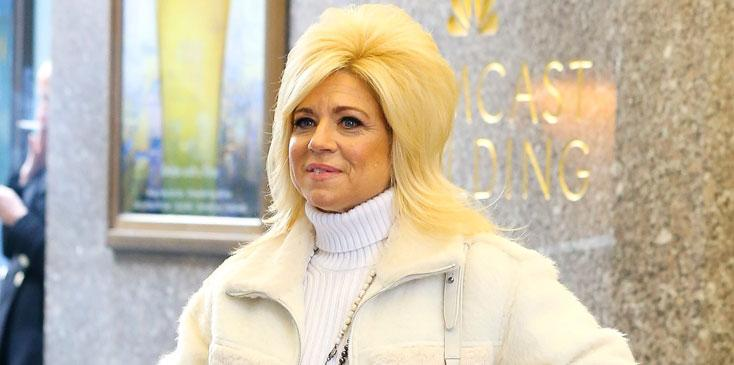 Theresa Caputo Long Island Medium Anxiety Long
