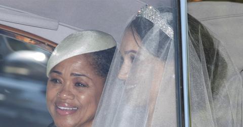 Meghan markle mom biggest highlight royal wedding hero