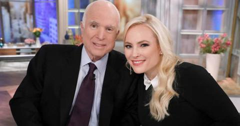 Meghan mccain admits to screaming match with dad john after brain surgery