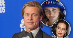 [Brad Pitt]'s Enjoying Life With New GF Amid Nasty Divorce Drama With [Angelina]